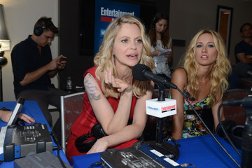 Kristin Bauer van Straten SiriusXM's Entertainment Weekly Radio Channel Broadcasts From Comic-Con 2014