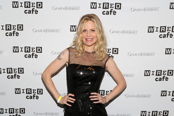 Kristin Bauer van Straten WIRED Cafe @ Comic Con - Day 2