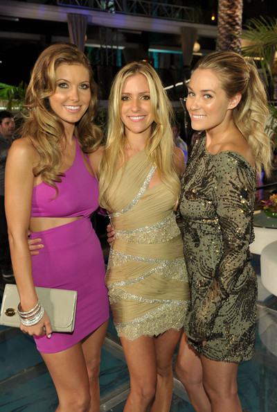 MTV s  quot The Hills Live  A Hollywood Ending quot  Finale EventLauren Conrad And Kristin Cavallari 2013
