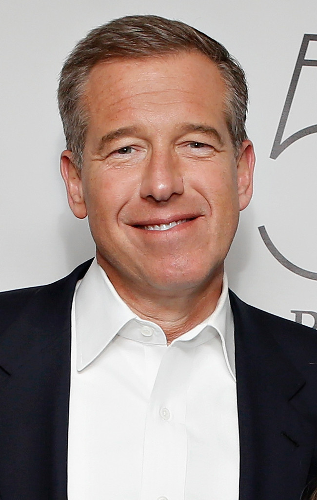 brian williams photos celebs hang out at 54 below 157 of 673 zimbio. Black Bedroom Furniture Sets. Home Design Ideas