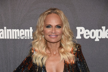 Kristin Chenoweth Entertainment Weekly & People New York Upfronts Party 2018 - Arrivals