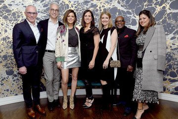 Kristin Frossmo Nordstrom And Karen Fairchild Host An Intimate Evening With Christian Louboutin