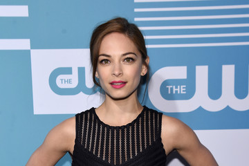 Kristin Kreuk The CW Network's 2015 Upfront - Red Carpet