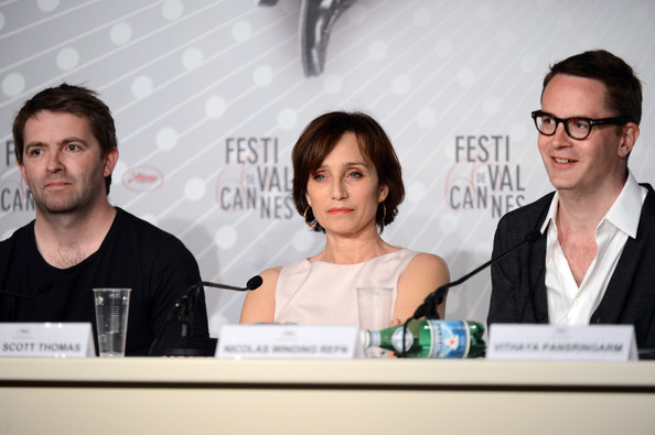 'Only God Forgives' Press Conference in Cannes