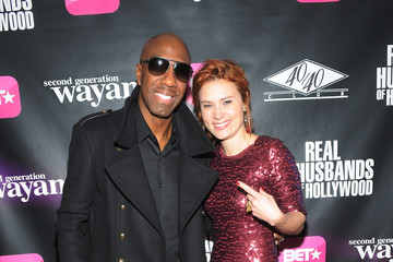 """Kristina Klebe BET Networks New York Premiere Of """"Real Husbands of Hollywood"""" And """"Second Generation Wayans"""" - After Party"""