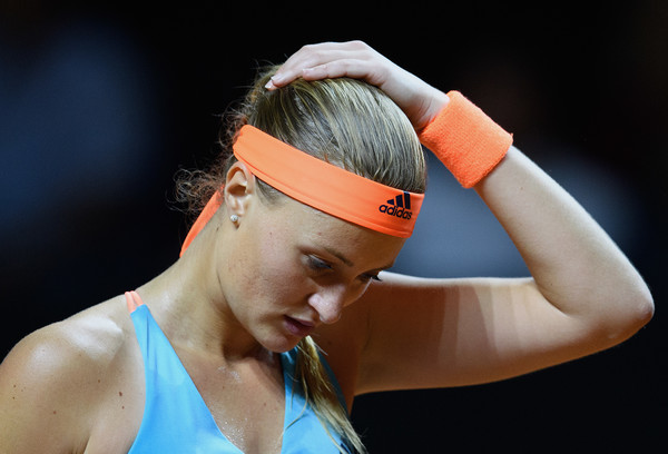 Seeds Mladenovic And Ostapenko Crash Out Of Toronto