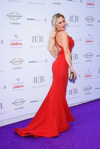 The Caudwell Children Butterfly Ball - Red Carpet Arrivals []