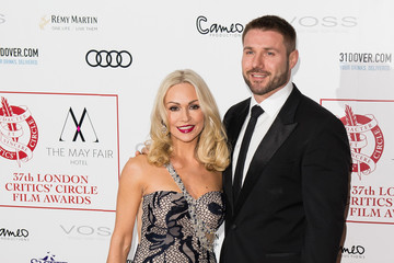 Kristina Rihanoff The London Critic's Circle Film Awards - Red Carpet Arrivals
