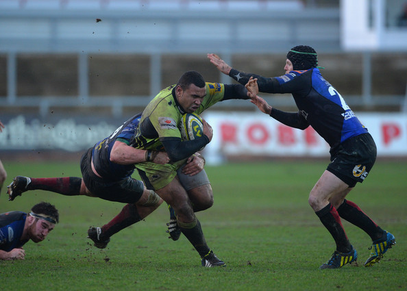 Newport Gwent Dragons v Northampton Saints - LV= Cup []