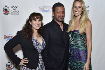 Krysta Hibbard NY: 'Summer Shorts 2015' Off-Broadway Opening Party