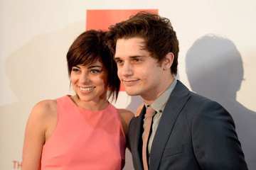 Krysta Rodriguez Andy Mientus Arrivals at the 'TrevorLive NY' Event