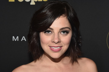 Krysta Rodriguez People's 'Ones to Watch' Event Presented by Maybelline New York - Red Carpet