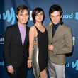 Krysta Rodriquez Arrivals at the 24th Annual GLAAD Media Awards