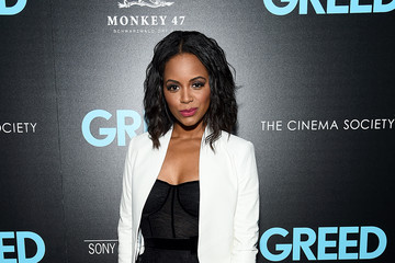 "Krystal Joy Brown Sony Pictures Classics & The Cinema Society Host A Special Screening Of ""Greed"""