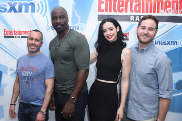 Krysten Ritter SiriusXM's Entertainment Weekly Radio Channel Broadcasts From Comic Con 2017 - Day 2
