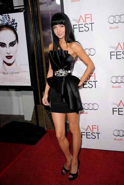 Ksenia Solo Photos Photos Afi Fest 2010 Presented By