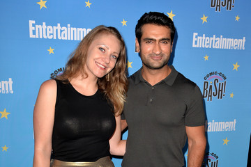 Kumail Nanjiani Emily V. Gordon Entertainment Weekly Comic-Con Celebration - Arrivals