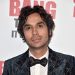 Kunal Nayyar Series Finale Party For CBS' 'The Big Bang Theory' - Arrivals