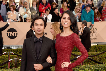 Kunal Nayyar The 22nd Annual Screen Actors Guild Awards - Arrivals