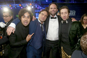 Kunal Nayyar Landmark Vineyards at the 23rd Annual Critics' Choice Awards