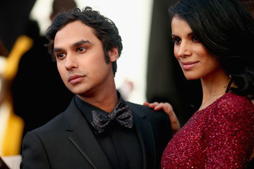 Kunal Nayyar The 22nd Annual Screen Actors Guild Awards - Red Carpet