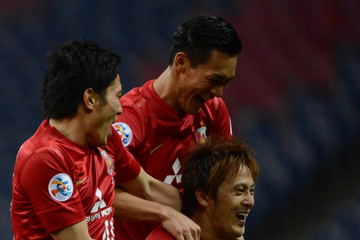 Kunimitsu Sekiguchi Urawa Red Diamonds v Muangthong United - AFC Champions League Group F
