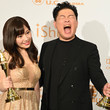 Kuo Cheng Tseng The 55th Golden Bell Awards In Taipei - Press Room