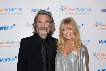"Kurt Russell Goldie Hawn's Inaugural ""Love In For Kids"" Benefiting The Hawn Foundation's MindUp Program Transforming Children's Lives For Greater Success - Red Carpet"