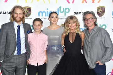 Kurt Russell Goldie Hawn Goldie's Love In For Kids - Arrivals