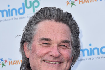 Kurt Russell Goldie Hawn Hosts Annual Goldie's Love In For Kids - Arrivals