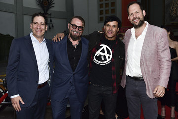 Kurt Sutter Premiere Of FX's 'Mayans M.C.' - Red Carpet