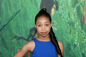 """Kyla Drew Simmons Premiere Of Focus Features' """"Kubo And The Two Strings"""" - Arrivals"""