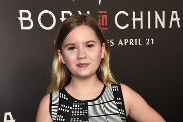 Kyla Kenedy Los Angeles Premiere Of Disneynature's 'Born in China'
