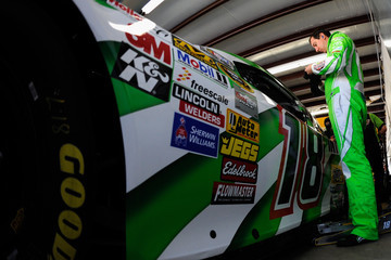 Kyle Busch New Hampshire Motor Speedway - Day 3