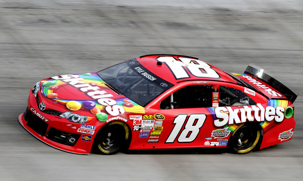 Sponsors who have left nascar and then returned nascar - Pictures of kyle busch s car ...