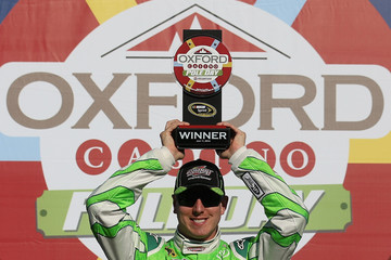 Kyle Busch New Hampshire Motor Speedway: Day 2