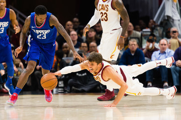 Kyle Korver Los Angeles Clippers v Cleveland Cavaliers