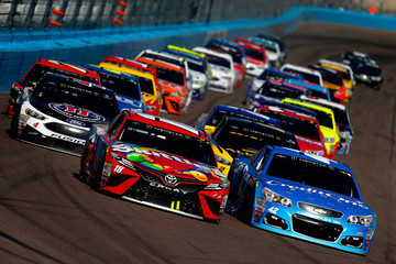 Kyle Larson Monster Energy NASCAR Cup Series Camping World 500