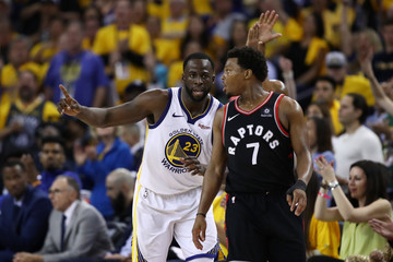 Kyle Lowry 2019 NBA Finals - Game Three