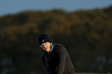 Kyle MacLachlan Alfred Dunhill Links Championship - Day One