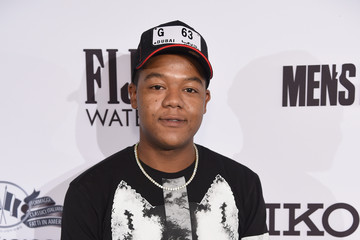 Kyle Massey Men's Fitness Game Changers Event