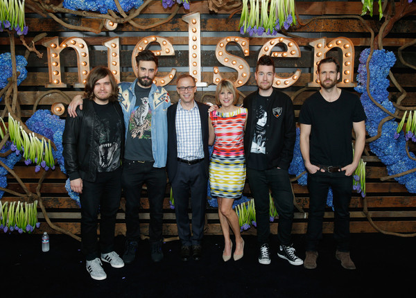 Nielsen Hosts Pre-GRAMMY Celebration Connecting Media Brands And Entertainment