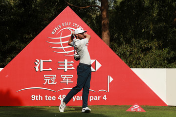 Kyle Stanley WGC - HSBC Champions: Day Two