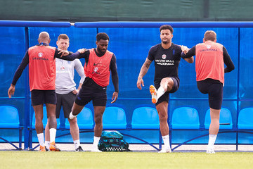 Kyle Walker England Media Access - 2018 FIFA World Cup Russia