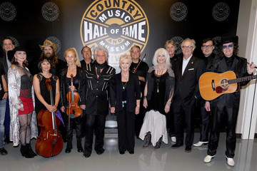 Kyle Young Marty Stuart Performs As Artist-in-Residence At Country Music Hall Of Fame