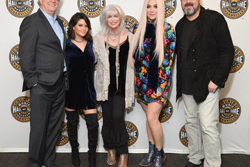 Kyle Young Country Music Hall Of Fame And Museum Hosts All For The Hall New York Benefic Concert Featuring Vince Gill, Emmylou Harris, Kesha And Maren Morris
