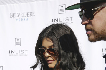 Kylie Jenner INLIST Presents the Official 18th Birthday Party for Kylie Jenner at Beach Club