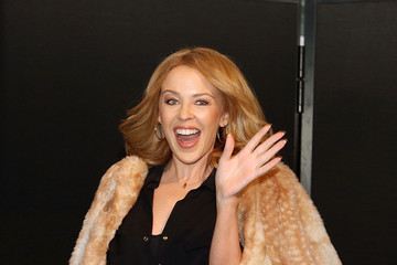 Kylie Minogue 'The Voice' Australia Grand Finale Event