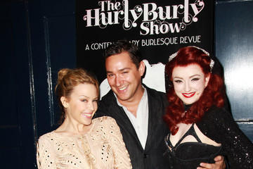 William Baker Kylie Minogue Visits The Hurly Burly Show