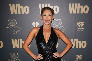 Kym Johnson Arrivals at the WHO's Sexiest People Party
